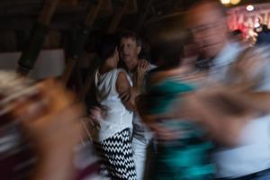 Bandet längtar efter sin publik och att få se dansande par på vid livespelningar igen.