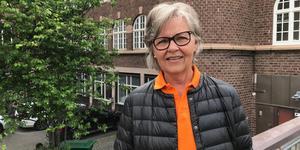 Eva Bergvall är senior sedan fyra år och jobbar för Veterankraft i Östersund