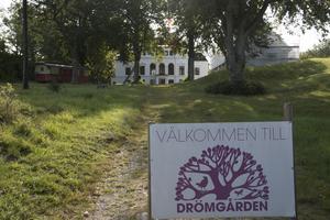 Drömgården Arbottna säteri på Muskö.