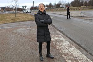 Hannah Ljung är en av flera som reagerat på uppgifter om BRT-projektet i en insändare från den 23 maj.