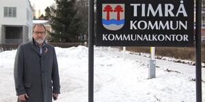Som första kommun borde Timrå förbjuda fattigdomen, det menar Per-Arne Frisk (S).