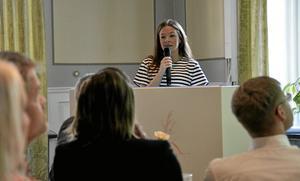- Hoppas att planerna motsvarar kommunens förväntningar, säger Isabella Lohse, projektledare för den nya fördjupade översiktsplanen i Lindesberg.