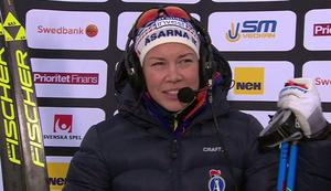 Emma Wikén blev trea.