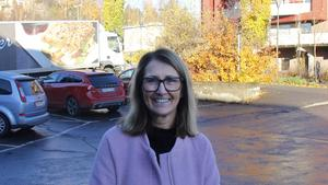 Britt-Mari Lindholm, 57 år, säljare, Sundsvall.