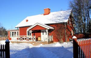 Huset med anor från 1890-talet har fått nytt liv.