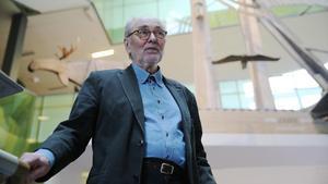 Konstnären Lenny Clarhäll från Hölö skapade konstverken I Amelins anda, för att lyfta fram arbetarkonstnären Albin Amelins gärning.