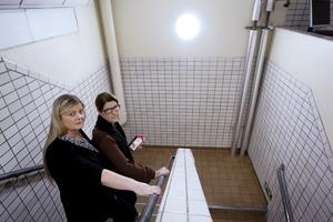 Många anställda har varit på Gefleortens väldigt länge. Elisabeth Jäderberg och Margareta Pettersson har arbetat här i 38 respektive 43 år.