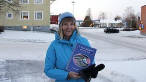 Gunilla Ojala tycker att samarbetet har varit en stor del i framtagandet av boken.