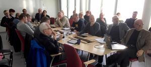 Lindesbergs kommunstyrelse beslutade att fortsätta på vägen att lägga bion i bolag.