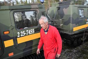 Arne Näsvall, Storsätern, 51 år i fjällräddningen och en klippa i räddningsvärnet.