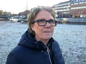 Gunilla Hågestam Lindberg.
