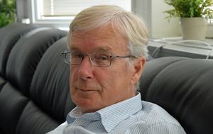 Kjell Forslund, ordförande.