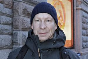 Jan Henriksson, 46 år konstruktör, Sundsvall: