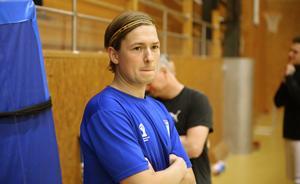 Melker Blomberg är lagkapten.