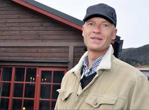Mats Svensson är övertygad om att de 20 drömstugorna kommer att sälja slut redan i vinter.