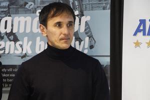 Sergej In-Fa-Lin, tränare i Åby/Tjureda.