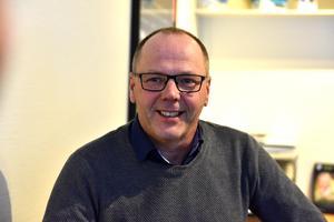 Peter Lekskog arbetar med att försöka ge liv och rörelse till flera lokaler i Orsa.