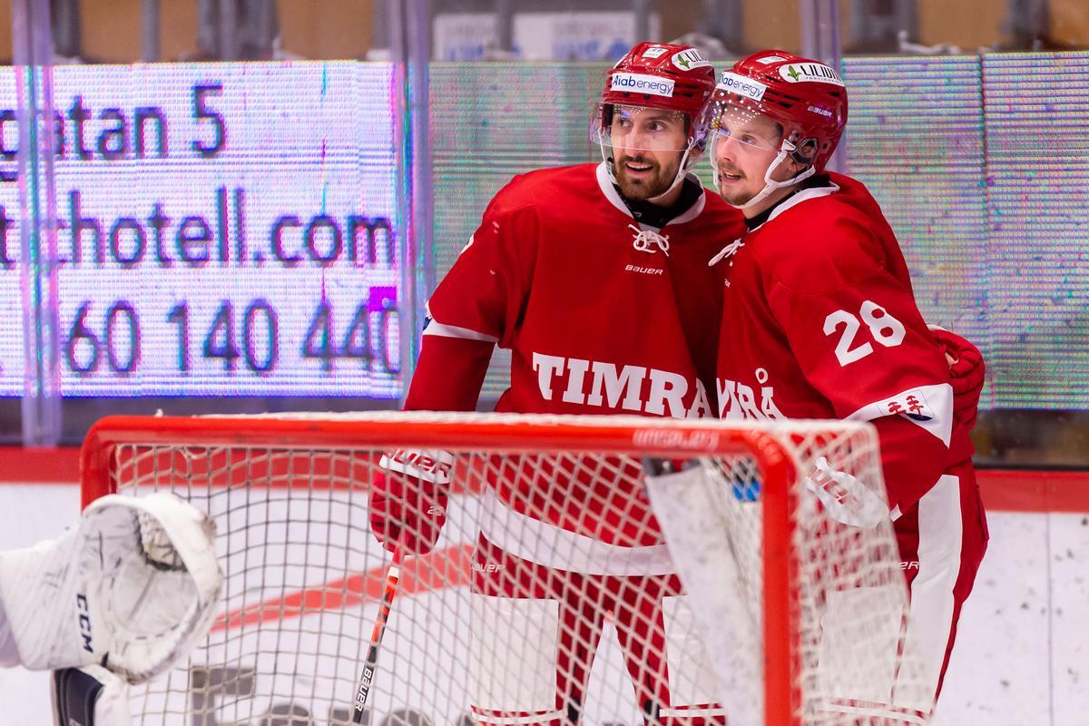Lundin målskytt igen – men inte nöjd med spelet: