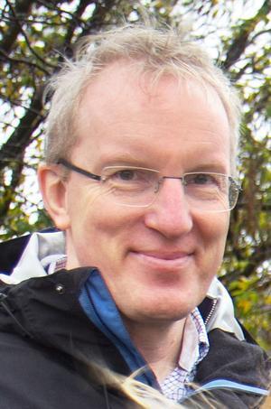 John Sternbeck, miljöhandläggare på Sjöfartsverket.