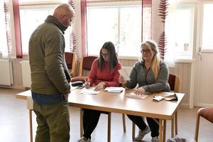 Gustav Bringby röstar i Storsätern.