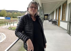Henny Noremark ser fram emot att få gräva ner sig i Järvsös kultur och även få bidra med att utveckla den lokala kulturen på olika sätt.