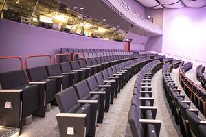 Riksmötet anordnas på Aros congress center.