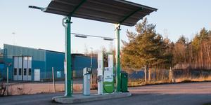 Sedan oktober 2010 finns det en biogasmack i Sala. Nu vill Sala-Heby Energi AB uppföra en biogasmack i Heby kommun.