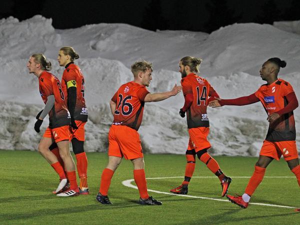 Nästa vecka kan du se när Ytterhogdal gästas av topplaget IFK Timrå.