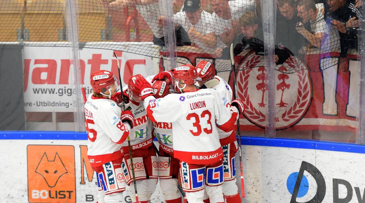 Oväntad målskytt och briljant målvaktsinsats – då vann Timrå mot Vita Hästen: