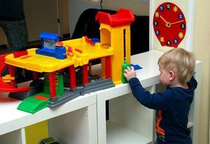 Under det här året behövs det ungefär 540 barnomsorgsplatser i Gagnefs kommun.