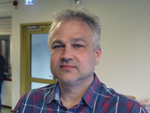 Jonas Hansen, Kristdemokraterna i Lekeberg.