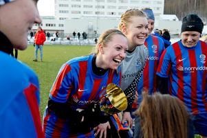 Selånger vann Värmecupen 2013. Foto: Mårten Englin/ST arkiv.