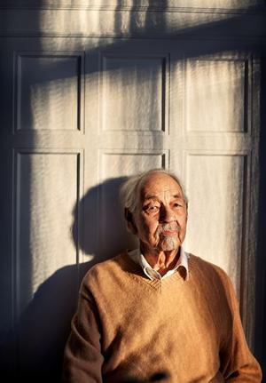 Lennart Hellsing (1919-2015) Foto: Thron Ullberg