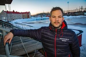 Johan Söderström har skrivit på för 1+1 år till med