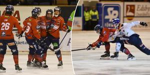 Edsbyn vidare till semi efter 3–0 i matcher mot ärkerivalen Bollnäs.