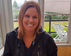Sandra Wikström, enhetschef på hemtjänst Forsgården(Foto: Privat)