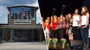 Många av körmedlemmarna kom ifrån Lugnets musiklinje, men också Ifrån Musikkonservatoriets gymnasium eller högskoleförberedande program. Foto: Anders Norin/ Lena Karsikas