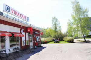 Vika Café, en epok som nu efter 25 år är till ända.