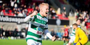Simon Johansson spelade fram till 1-0 och gjorde själv segermålet till 2-1.