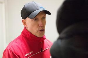 Fredrik Andersson inledde sin karriär i Modo. Nu vill han till SHL – med Timrå.