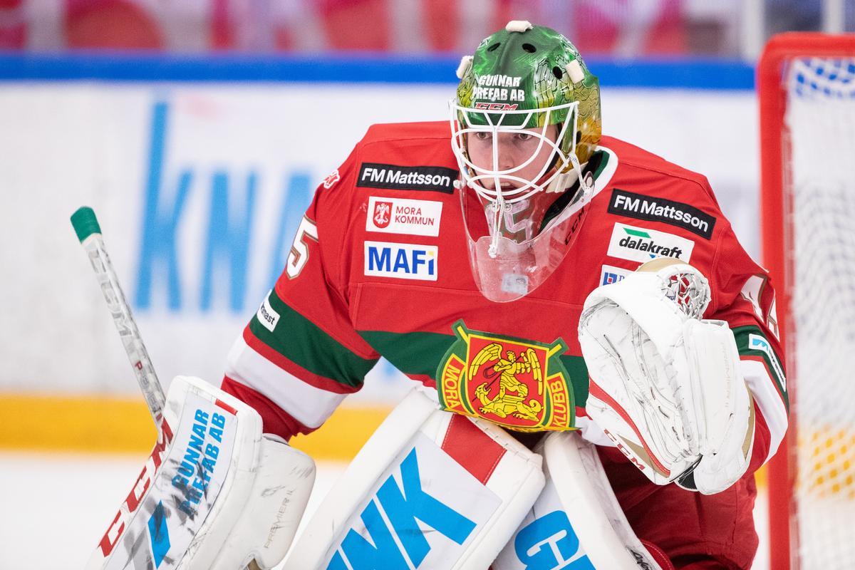 Junioren extraback och Wallin från start i målet – så ställer Mora och Färjestad upp i kväll