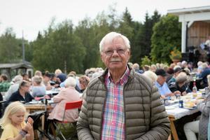 Sten Ekström har varit med på många Oskarsgalor.