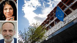 Soheila Fors och Behcet Barsom är två kristdemokratiska kandidater till EU-parlamenten från Örebro län.