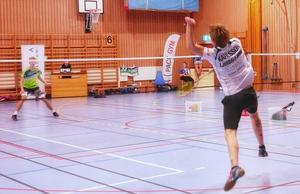 Eric Karlsson och Elliot Grahn Ljusdal