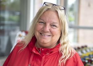 Maribel Martinez, 59 år, undersköterska, Alnö