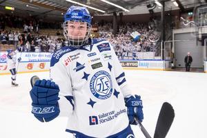 Filip Johansson. Foto: Daniel Eriksson/Bildbyrån