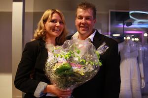 Årets Landsbygdsinsats. Helena Kuul och Johan Berglund driver Mattsjonsgården saluhall.