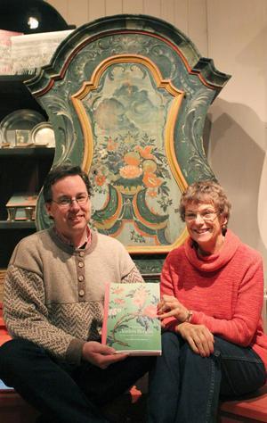 De vill dela med sig av sin passion och lyfta ett kulturarv. Karin Zidén och Örjan Bertilsson ger tillsammans ut boken