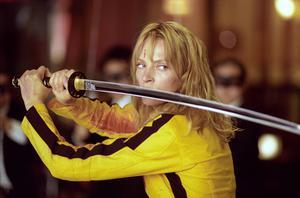 Uma Thurman nådde sin karriärs höjdpunkt i rollen som