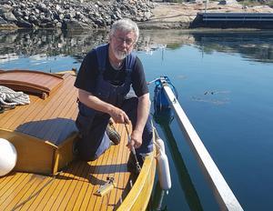Lars-Urban skulle köpa en segelbåt, men kom hem med en kulturskatt.